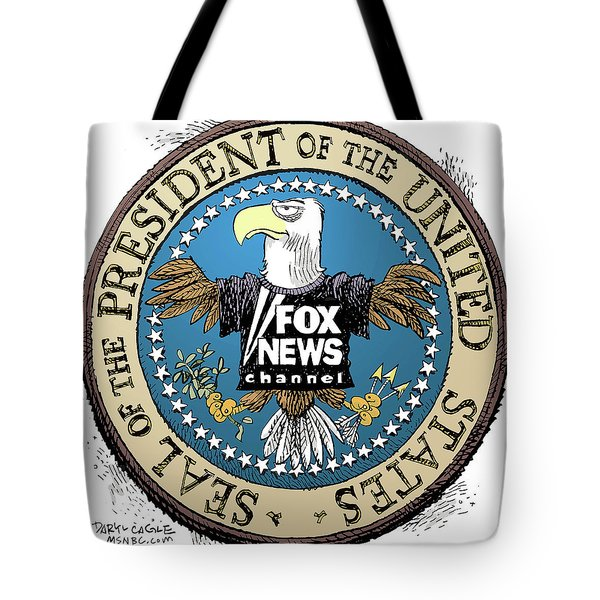 Fox News Presidential Seal Tote Bag