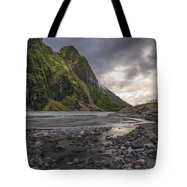 Fox River Tote Bag