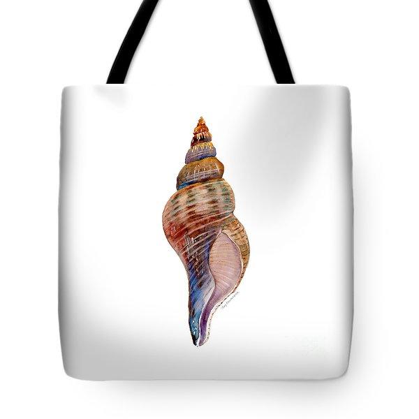 Fox Shell Tote Bag