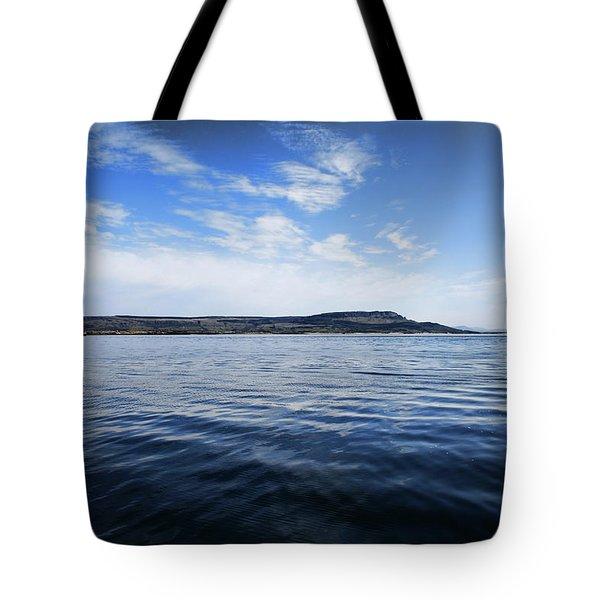Foyle Ferry Crossing Tote Bag