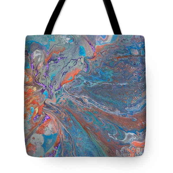 Fp Turquoise Tote Bag
