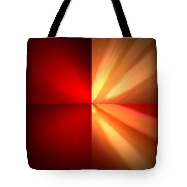Fractal 6 Tote Bag