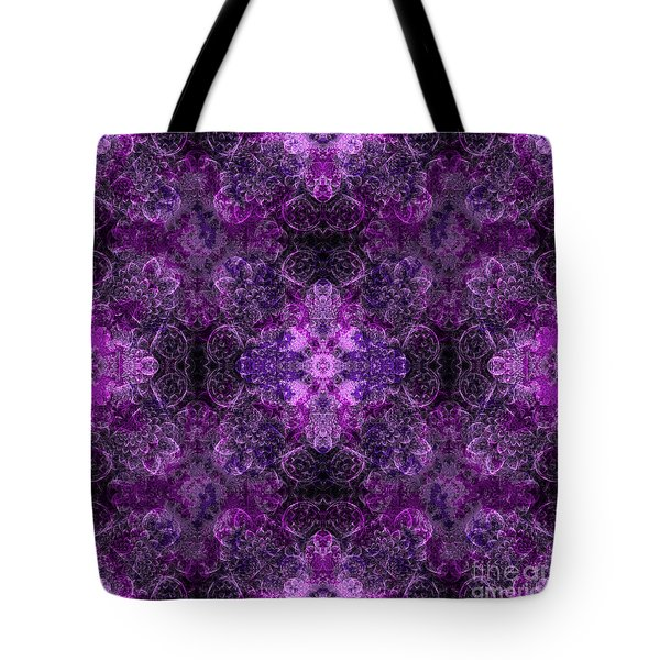 Fractal Anomaly 4a Tote Bag