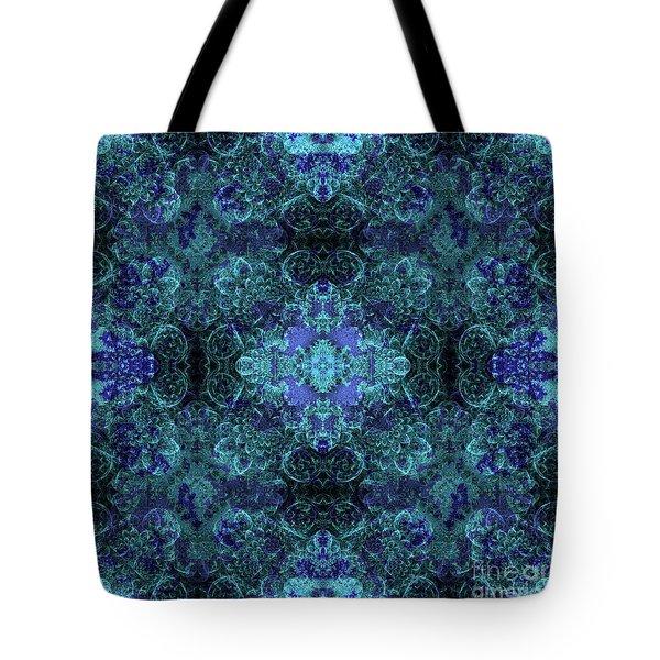 Fractal Anomaly 4b Tote Bag
