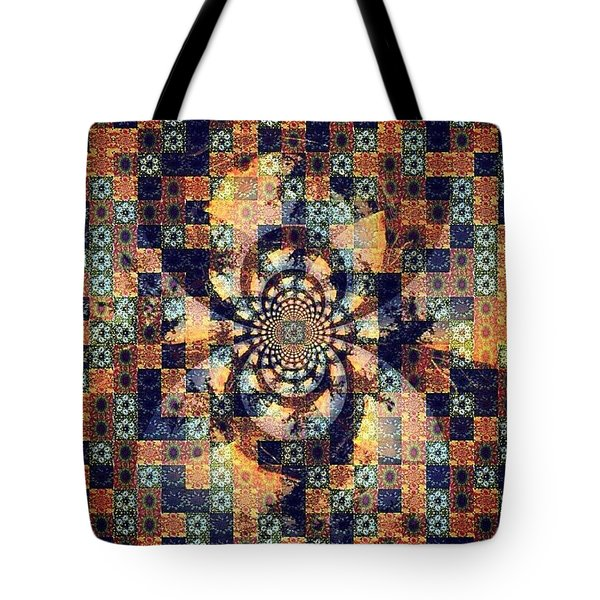 Fractals Within Fractals Within Tote Bag