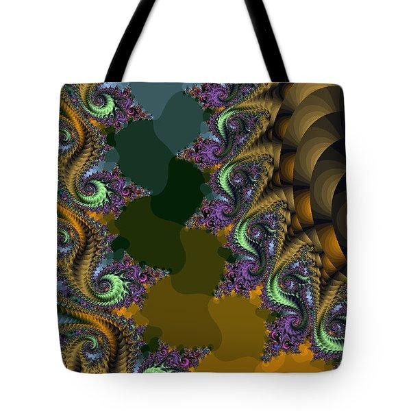 Fractals83002 Tote Bag