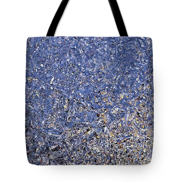Fractions Of Sunset Tote Bag by Nina Ficur Feenan