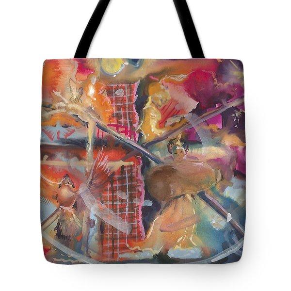 Fragile Detail  Tote Bag