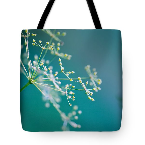 Fragile Dill Umbels Tote Bag