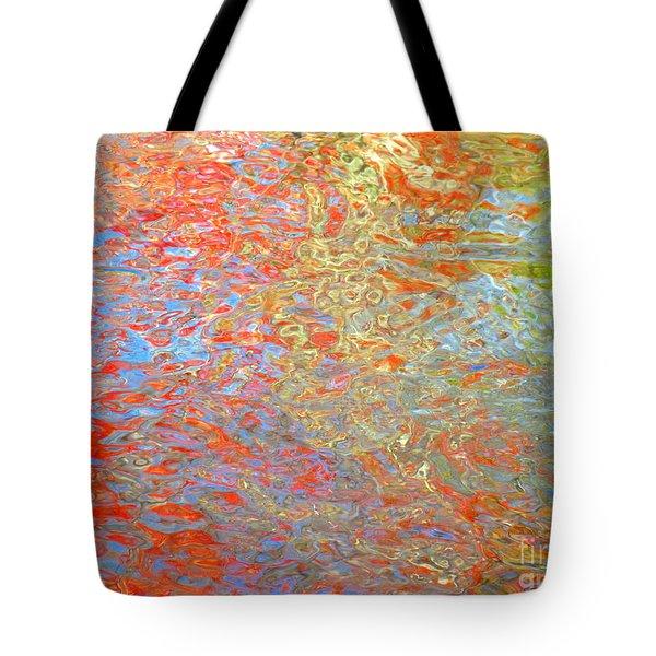 Dimensional Premise Tote Bag