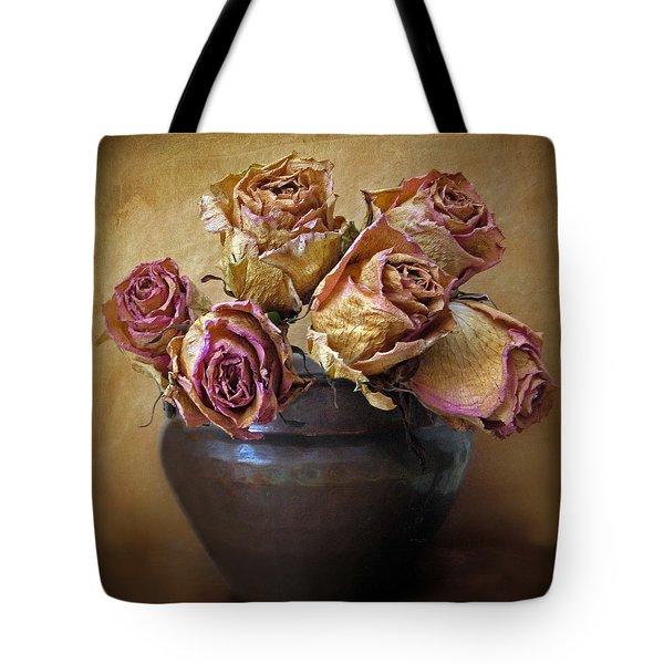 Fragile Rose Tote Bag