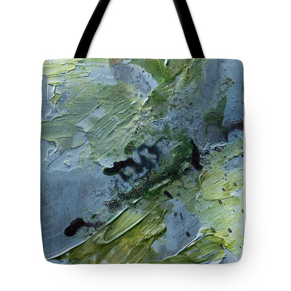 Tote Bag featuring the painting Fragility Of Life by Rick Baldwin