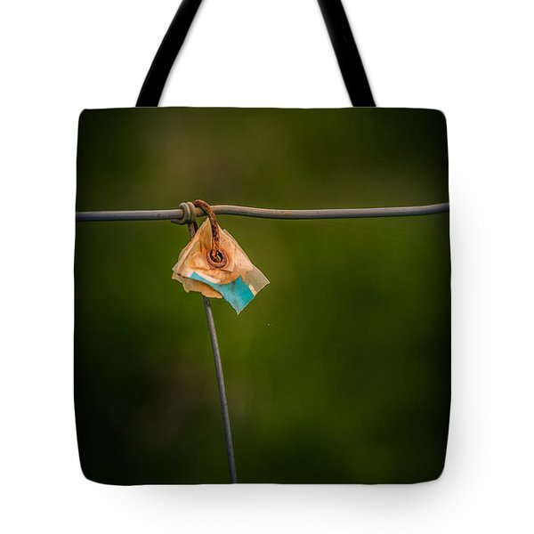 Fragment Tote Bag