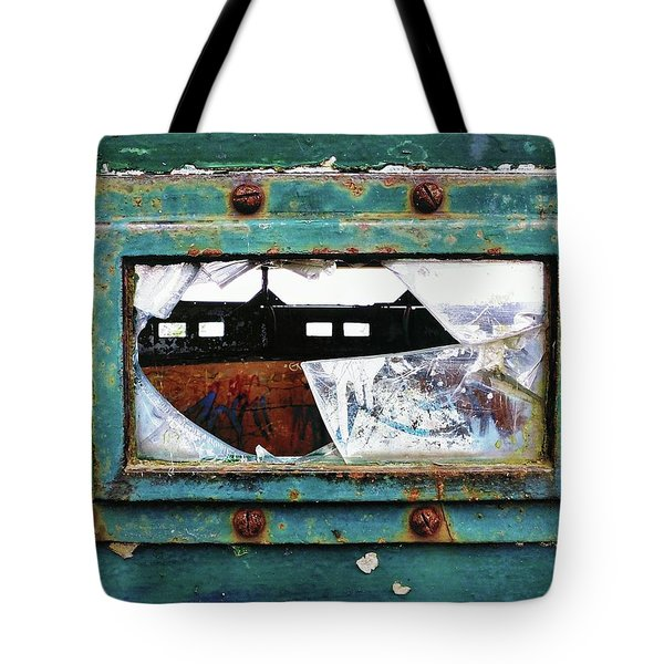 Fragment Of History Tote Bag