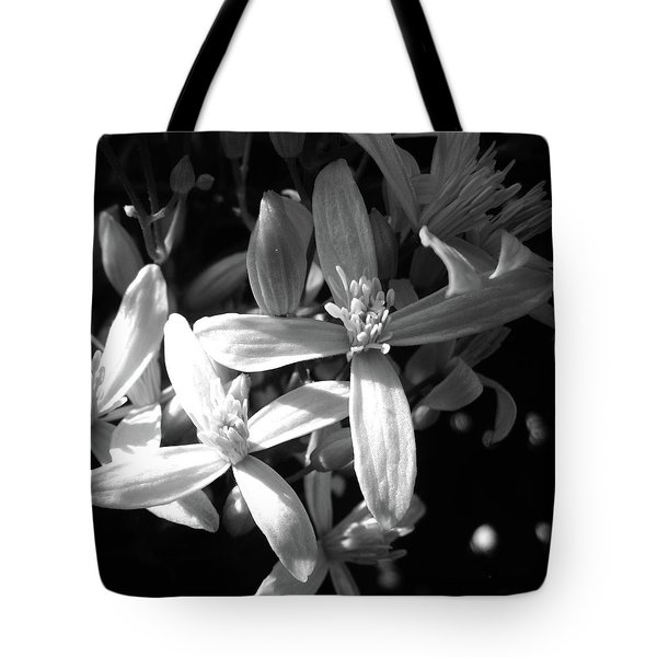 Fragrance Tote Bag by Mary Ellen Frazee