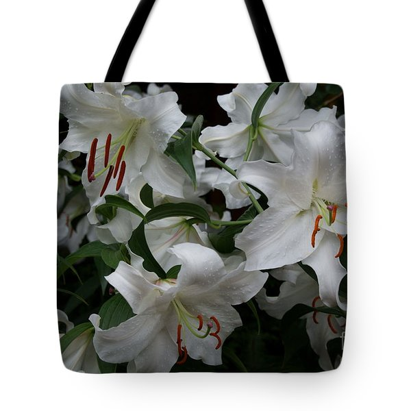 Fragrant Beauties Tote Bag by Joanne Smoley