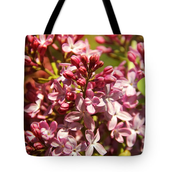 Fragrant Tote Bag