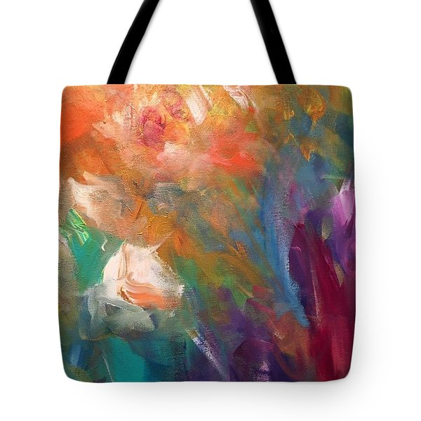 Fragrant Breeze Tote Bag