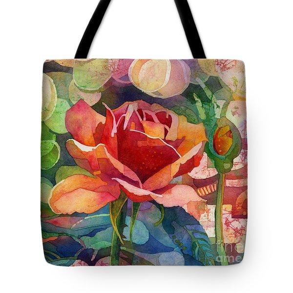 Fragrant Roses Tote Bag