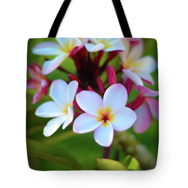 Tote Bag featuring the photograph Fragrant Sunset by Kelly Wade