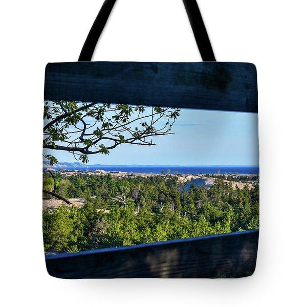 Framed View Tote Bag