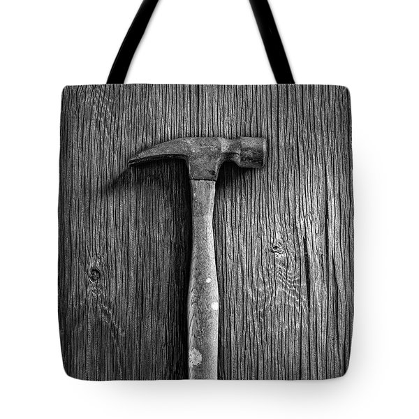Framing Hammer Tote Bag