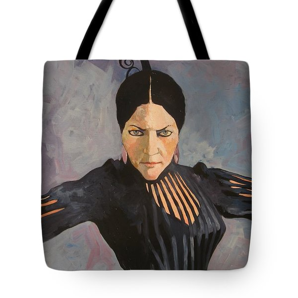 Francesca Tote Bag by Ray Agius