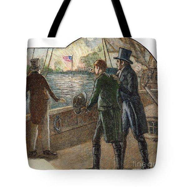Francis Scott Key, 1814 Tote Bag