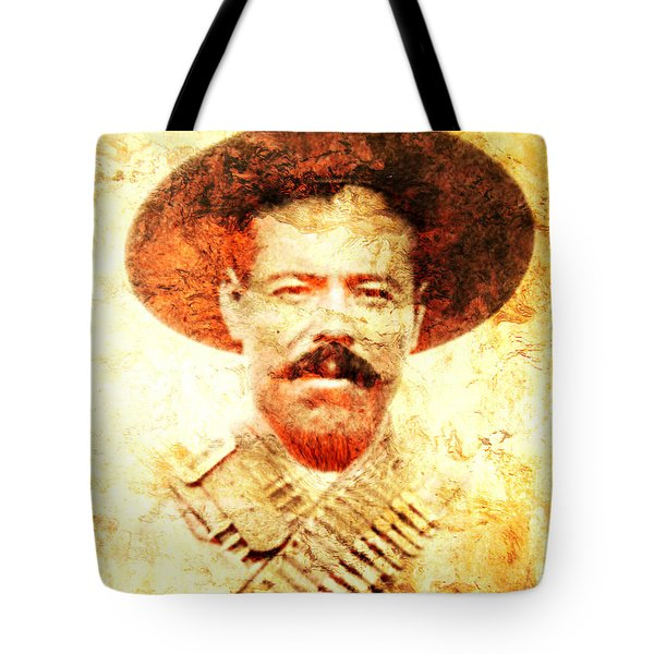Francisco Villa Tote Bag