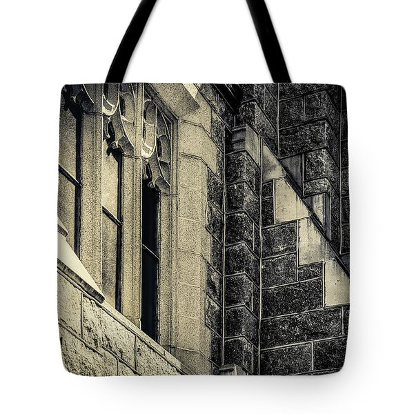 Franco Center Lewiston Maine II Tote Bag