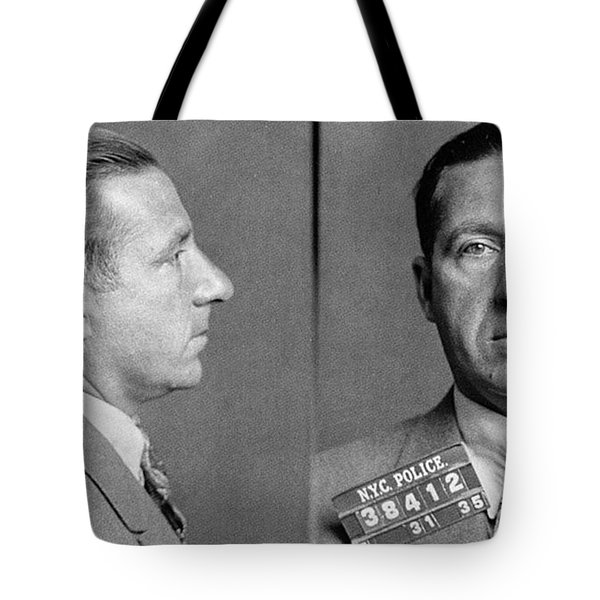 Frank Costello (1891-1973) Tote Bag by Granger