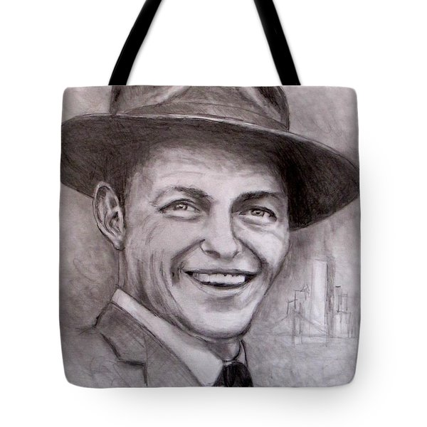 Frank Tote Bag by Jack Skinner