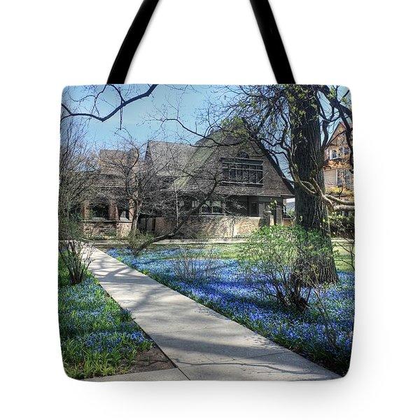 Frank Lloyd Wright Studio Tote Bag