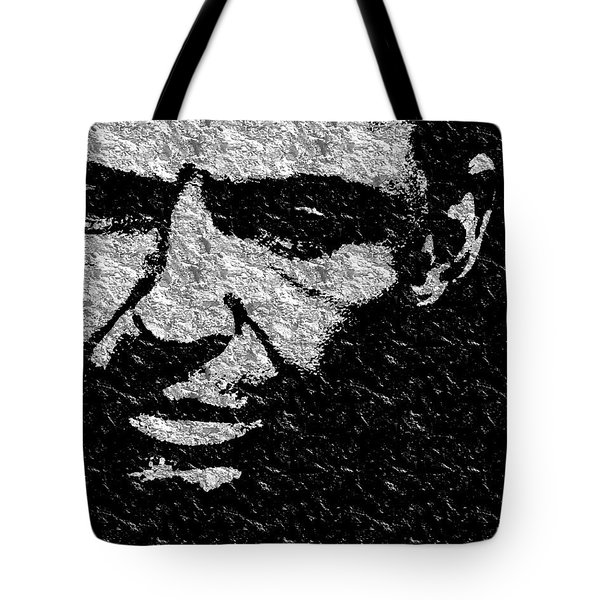 Frank Sinatra Tote Bag by Emme Pons