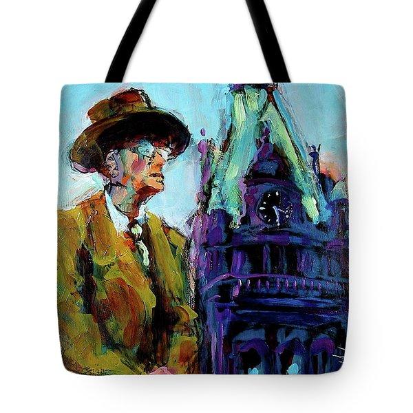 Frank Zeidler Tote Bag