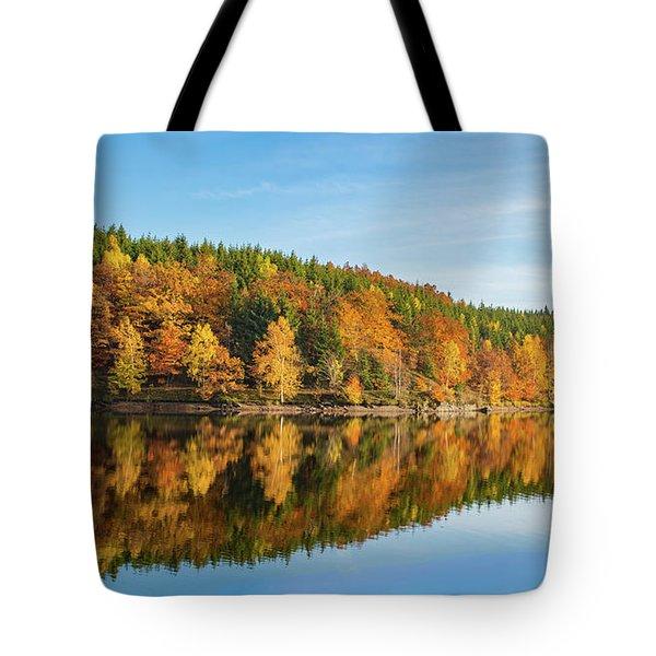 Frankenteich, Harz Tote Bag