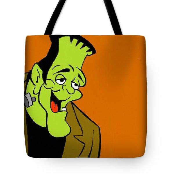 Frankie Baby Tote Bag