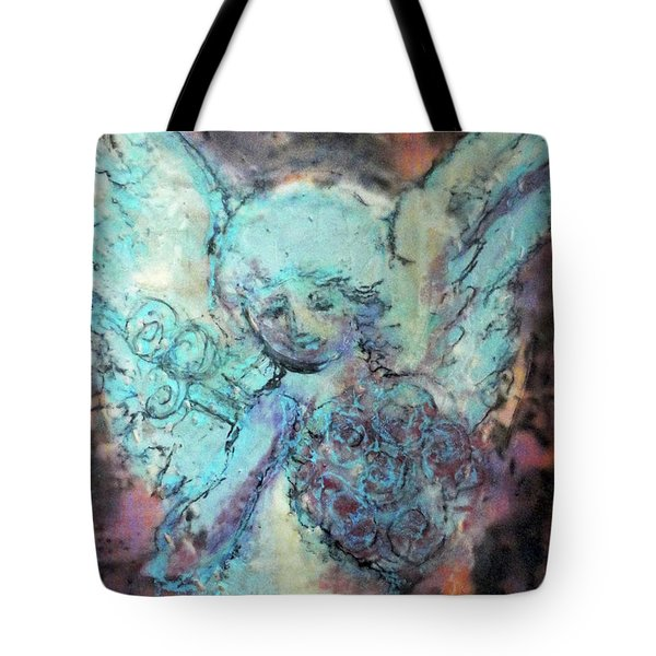 Franklin Angel Tote Bag