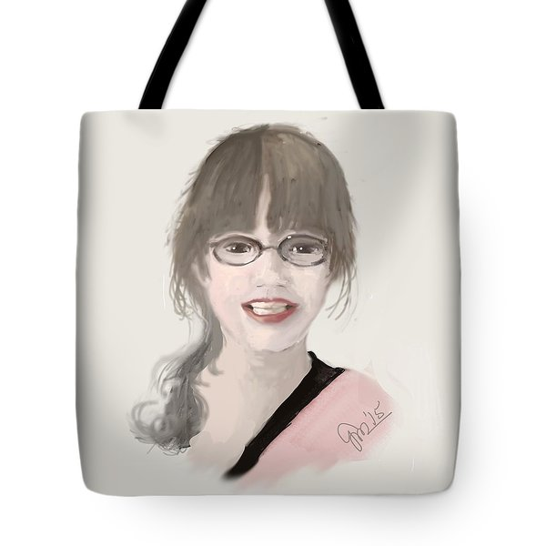 Frannie Tote Bag