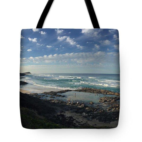 Fraser Island  Tote Bag