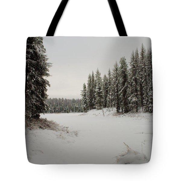 Frater Lake Tote Bag