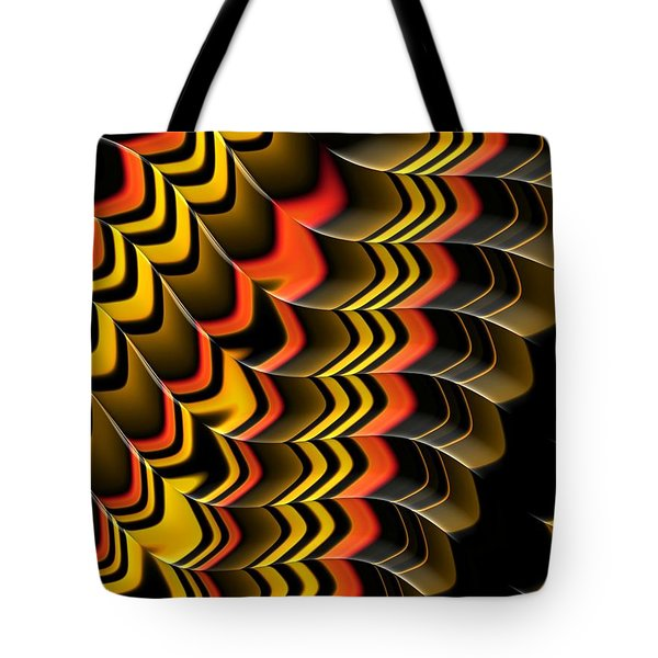 Frax Patterns Tote Bag