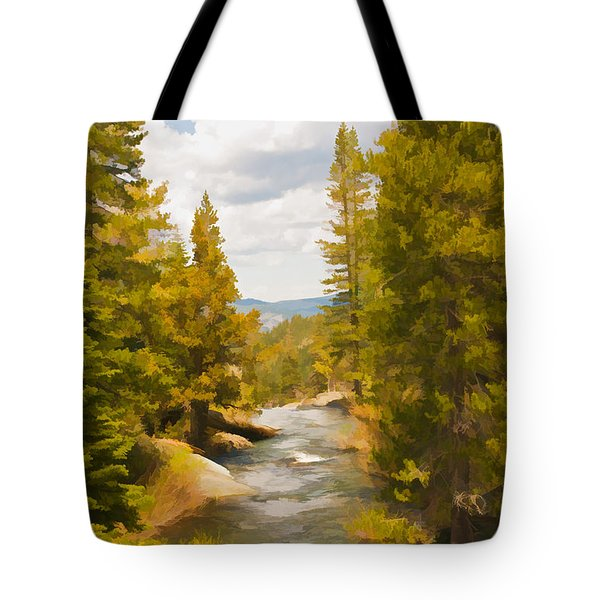 Frazier Creek Tote Bag
