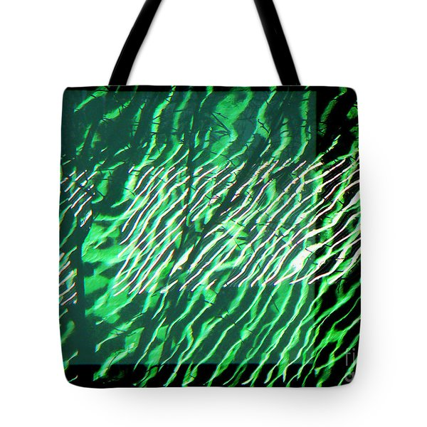 Frazzled Tote Bag by Betsy Zimmerli