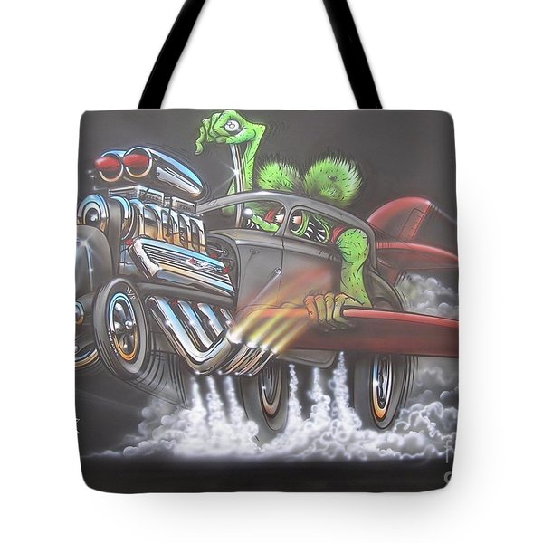 Freakwentflying Tote Bag