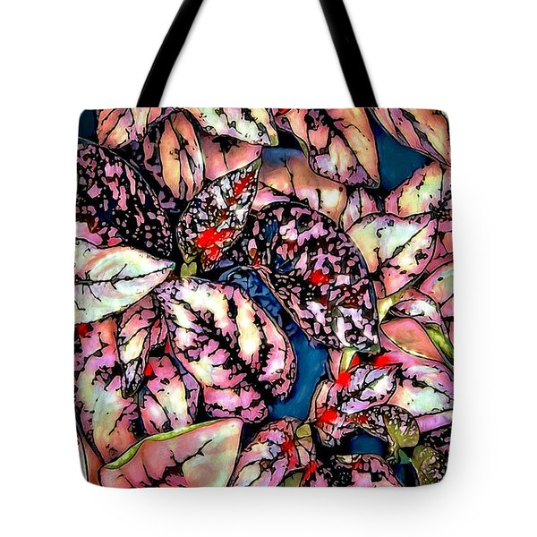Tote Bag featuring the digital art Freckle Face by Pennie  McCracken
