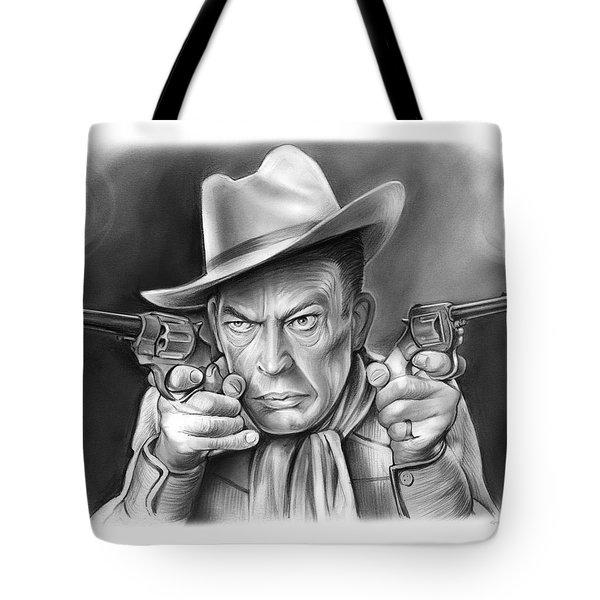Fred Allen Tote Bag