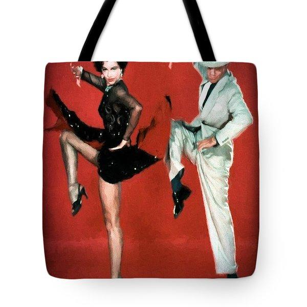 Fred And Cyd Tote Bag