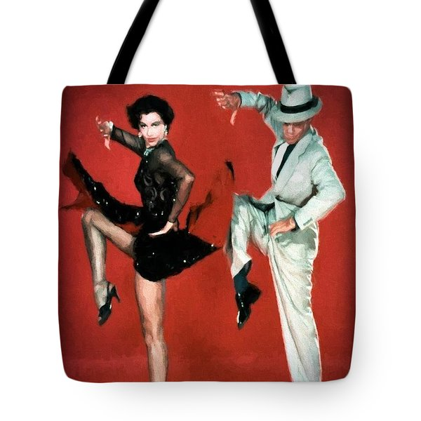 Fred And Cyd Tote Bag