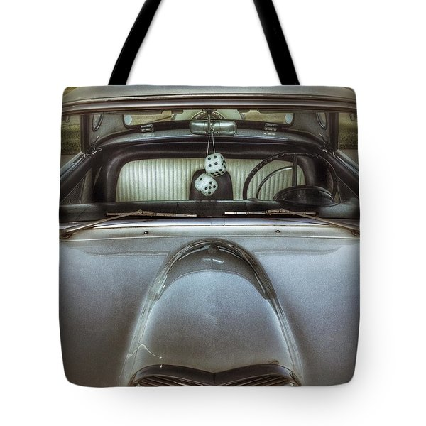Fred Tthunderbird Front 1 Tote Bag